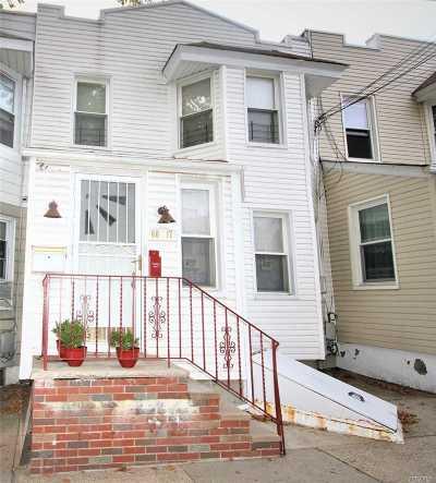 Maspeth Multi Family Home For Sale: 60-17 59th Ave
