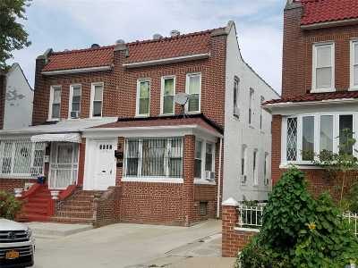 Multi Family Home For Sale: 31-45 84th St
