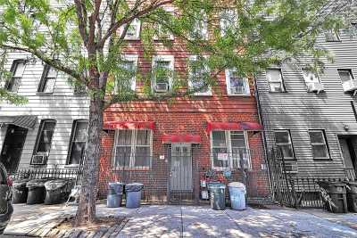 Brooklyn Multi Family Home For Sale: 925 Metropolitan Ave