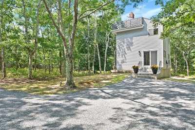 Southampton NY Single Family Home For Sale: $625,000