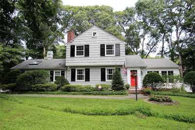 Port Jefferson Single Family Home For Sale: 103 Hawthorne St