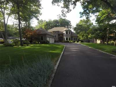 Smithtown Single Family Home For Sale: 144 Shady Ln