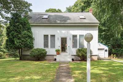 Hampton Bays Single Family Home For Sale: 6 Arbutus Ln