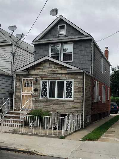 Ozone Park Multi Family Home For Sale: 97-29 84th St