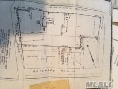Ronkonkoma Residential Lots & Land For Sale: 55 Lake Shore Rd Rd