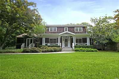 East Hampton Single Family Home For Sale: 16 Milina Dr