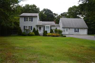 Centereach Single Family Home For Sale: 149 S Howell Ave