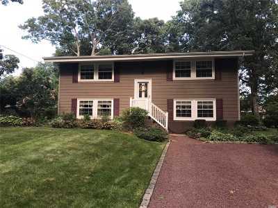 E. Setauket Single Family Home For Sale: 19 Deer Ln