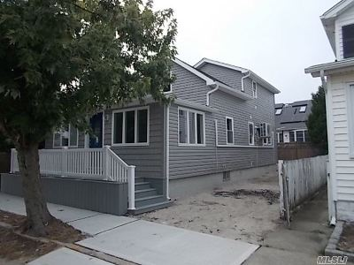 Point Lookout Single Family Home For Sale: 71 Baldwin Ave