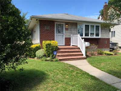 Hicksville Single Family Home For Sale: 29 East Ave