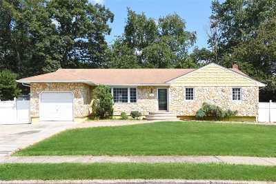 Deer Park Single Family Home For Sale: 71 Sammis Ave