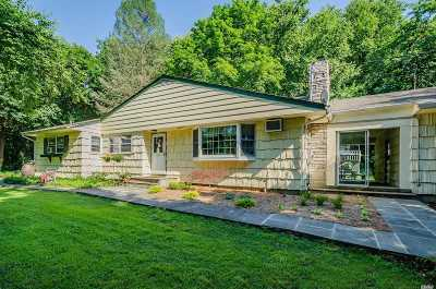 Fort Salonga Single Family Home For Sale: 24 Fort Salonga Rd