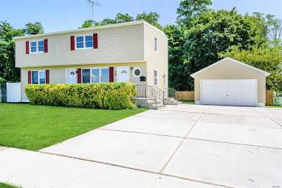 N. Bellmore Single Family Home For Sale: 1219 Peapond Rd