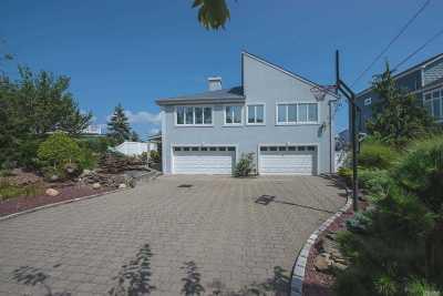 Massapequa Single Family Home For Sale: 72 Highwater Ave