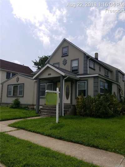 Freeport Single Family Home For Sale: 150 Saint Marks
