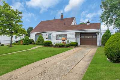 Levittown Single Family Home For Sale: 11 Green Ln