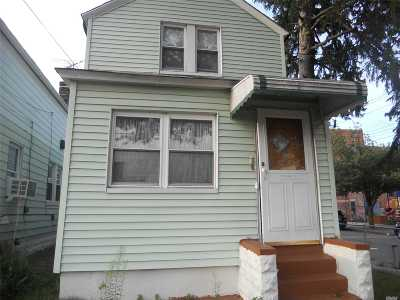 Jamaica Single Family Home For Sale: 148-19 Sutter Ave