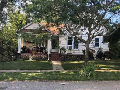 Babylon Single Family Home For Sale: 29 Kensington Rd
