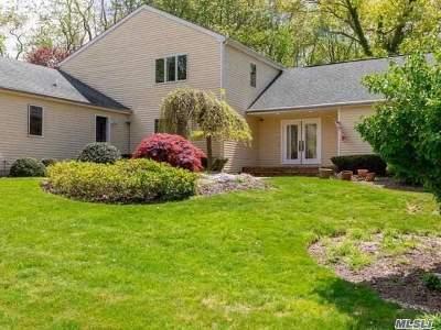 Setauket Single Family Home For Sale: 7 Alka Dr