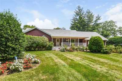 Huntington Single Family Home For Sale: 338 W Hills Rd
