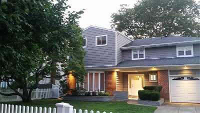 Bellmore Single Family Home For Sale: 2132 Newbridge Road