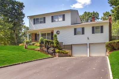 Commack Single Family Home For Sale: 15 Cornell Dr South