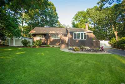 Ronkonkoma Single Family Home For Sale: 25 W 8th St