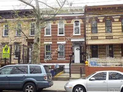 Brooklyn Multi Family Home For Sale: 342 Wyona St