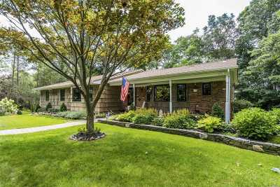Dix Hills Single Family Home For Sale: 6 View Ct