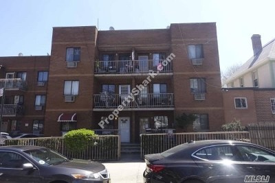 Corona Condo/Townhouse For Sale: 102-21 Nicolls Ave