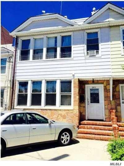 Woodside Multi Family Home For Sale: 64-11 Woodside Ave