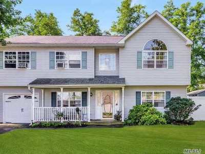 West Islip Single Family Home For Sale: 282 Hunter Ave