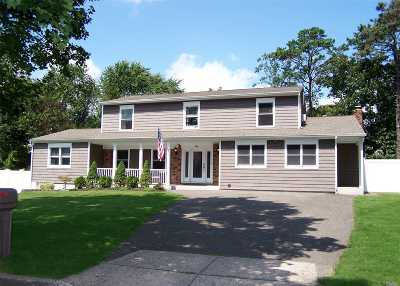 Centereach Single Family Home For Sale: 107 Woodview Ln