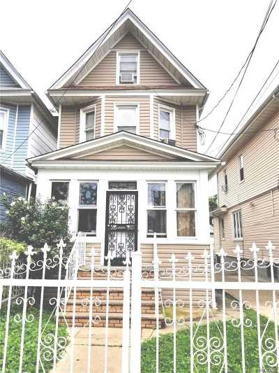 Woodhaven Single Family Home For Sale: 87-34 94th St