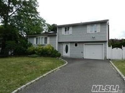 Selden Single Family Home For Sale: 102 Cedarhurst Ave