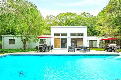 Quogue Single Family Home For Sale: 6 Evergreen Path