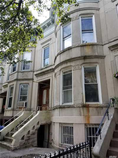 Brooklyn Multi Family Home For Sale: 354 72 St