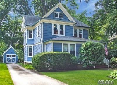 Freeport Single Family Home For Sale: 203 Randall Ave