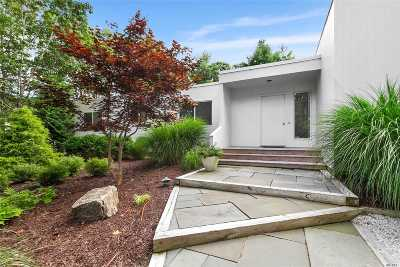 Quogue Single Family Home For Sale: 7 Indian Pipe Dr
