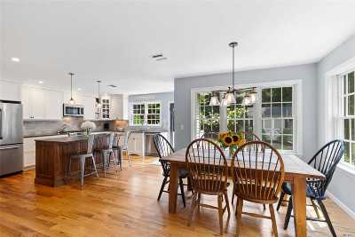 Sag Harbor Single Family Home For Sale: 28 Pine Crest Ln