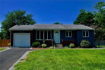 Bay Shore Single Family Home For Sale: 1614 Brightshore Blvd