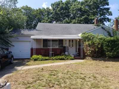 Deer Park NY Single Family Home For Sale: $279,990
