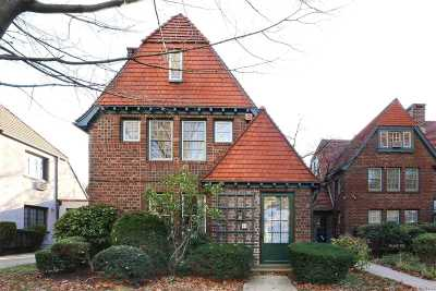 Forest Hills Single Family Home For Sale: 45 Ingram St