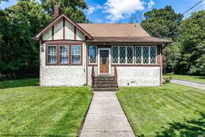 Rockville Centre Single Family Home For Sale: 7a Driscoll Ave