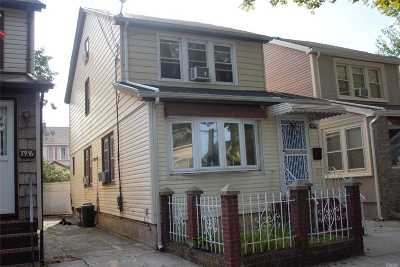 Flushing Multi Family Home For Sale: 79-14 154th St