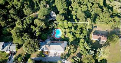 Montauk Single Family Home For Sale: 20 Foxboro Rd