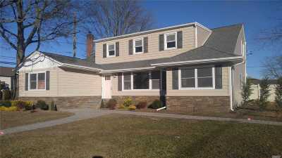 Wantagh Single Family Home For Sale: 1201 Wisteria Rd