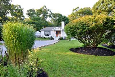 Rocky Point Single Family Home For Sale: 181 Locust Dr