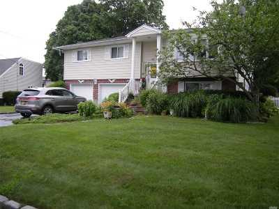 Farmingdale, Hicksville, Levittown, Massapequa, Massapequa Park, N. Massapequa, Plainview, Syosset, Westbury Single Family Home For Sale: 215 Biltmore Blvd