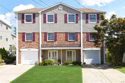 Little Neck Multi Family Home For Sale: 72-23 244th St